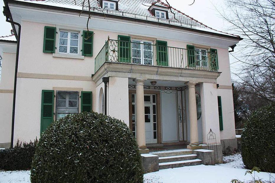 Villa Umbach Hinz und Kunst - Kandern
