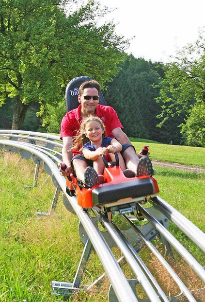 Sommerrodelbahn Gutach - Gutach (Schwarzwaldbahn)