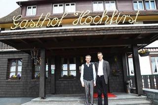 Hotel Hochfirst Saig