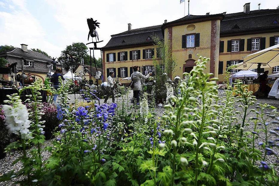 Schlosspark Ebnet - Freiburg