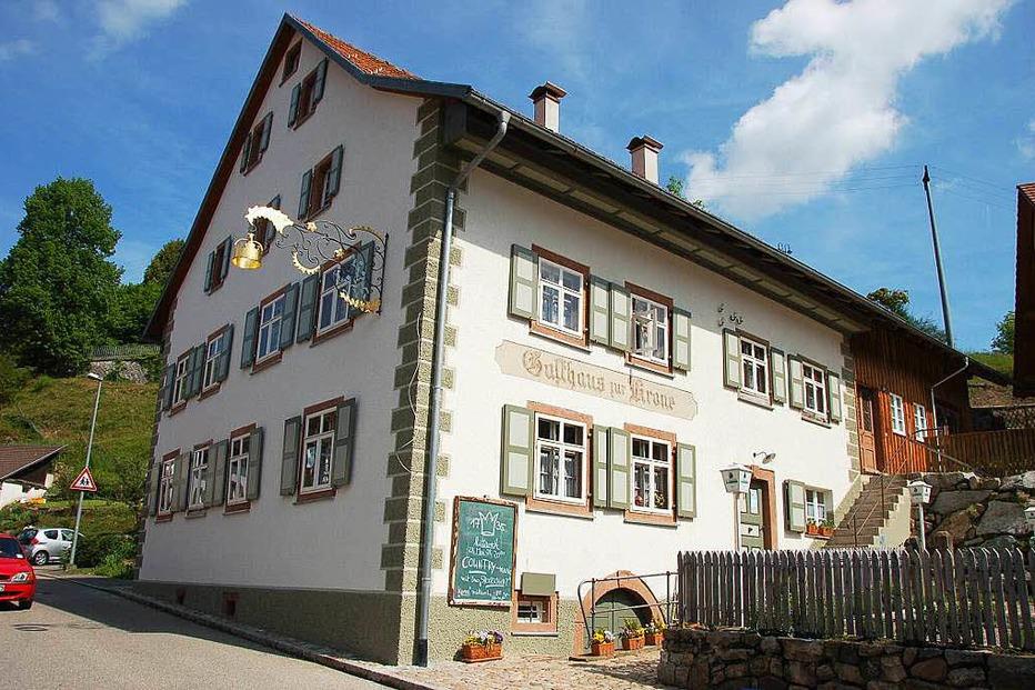Wirtshausmuseum Krone Tegernau - Kleines Wiesental