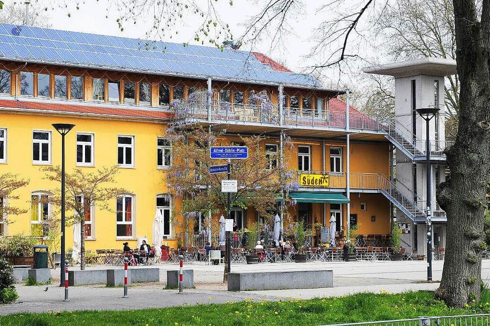 Alfred-Döblin-Platz - Freiburg