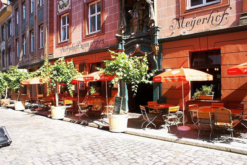 Großer Meyerhof - Freiburg
