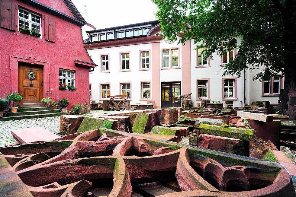 Münsterbauhütte - Freiburg