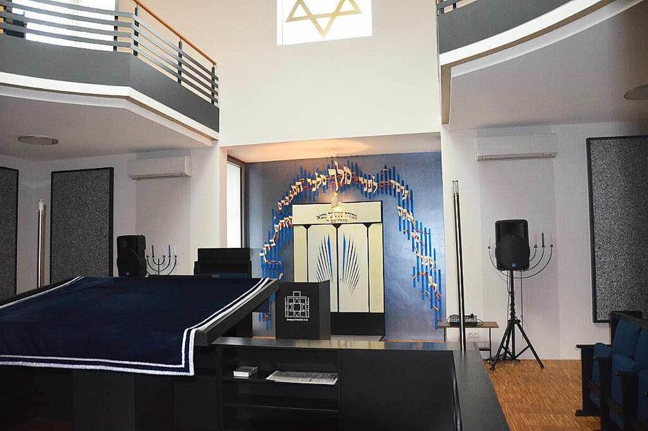Synagoge - Lörrach