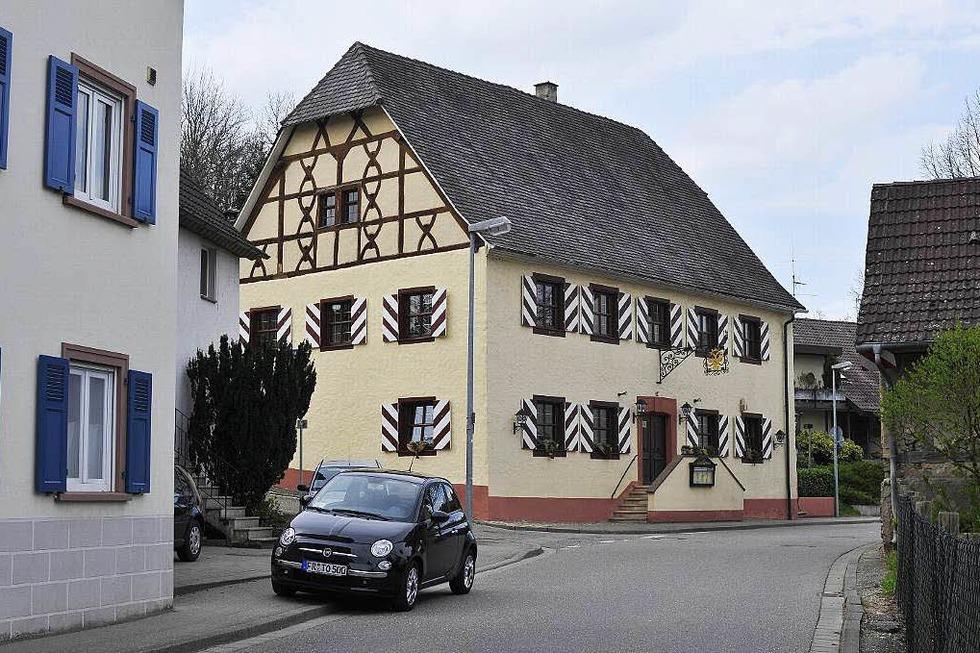 Gasthaus Adler (Waltershofen) - Freiburg