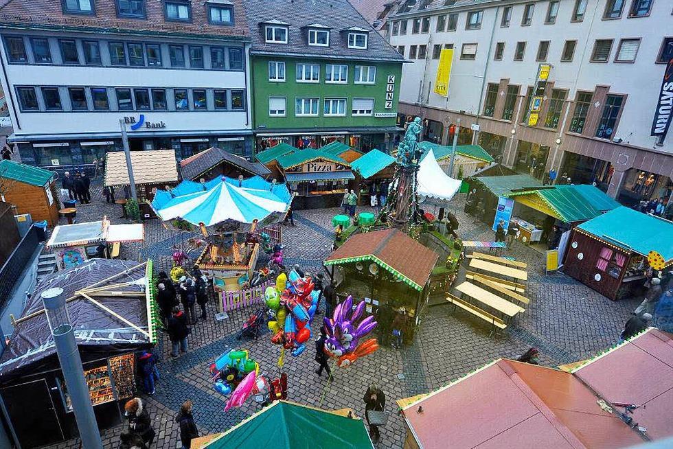 Kartoffelmarkt - Freiburg