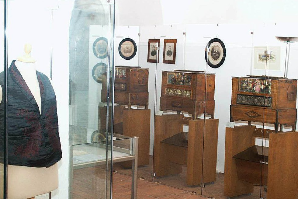 Orgelbauersaal Waldkirch - Waldkirch