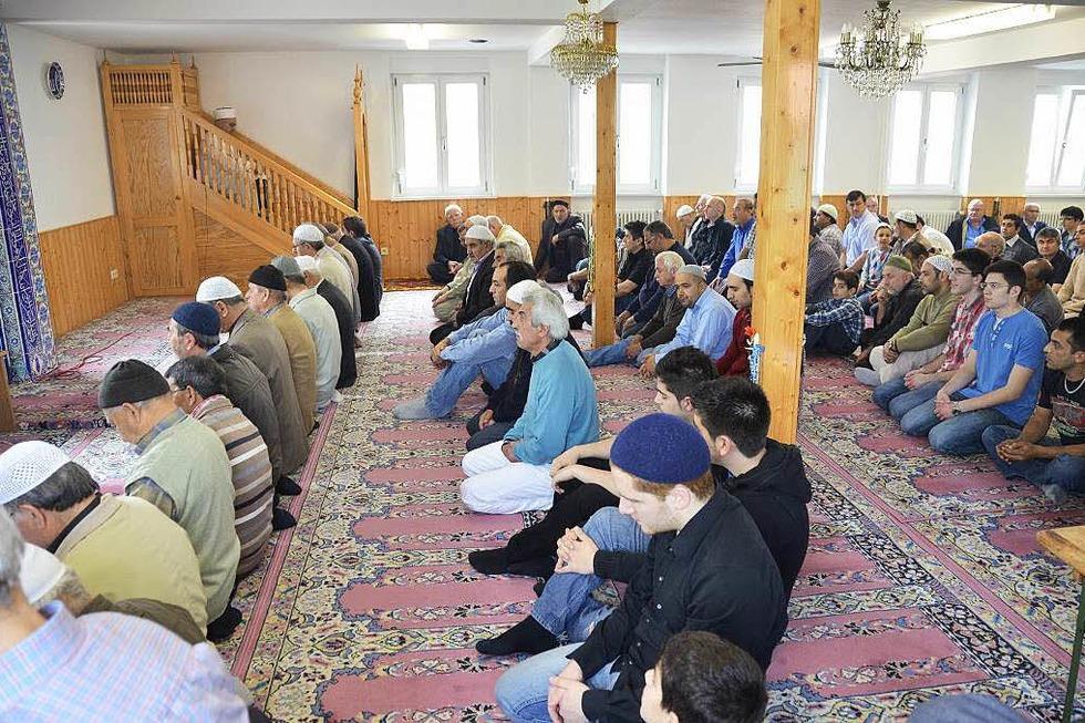 Moschee - Lahr