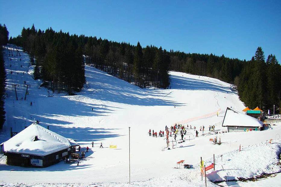 Notschrei Skilifte - Oberried