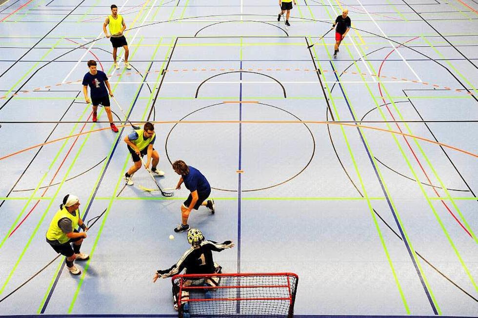 Angell-Sporthalle - Freiburg