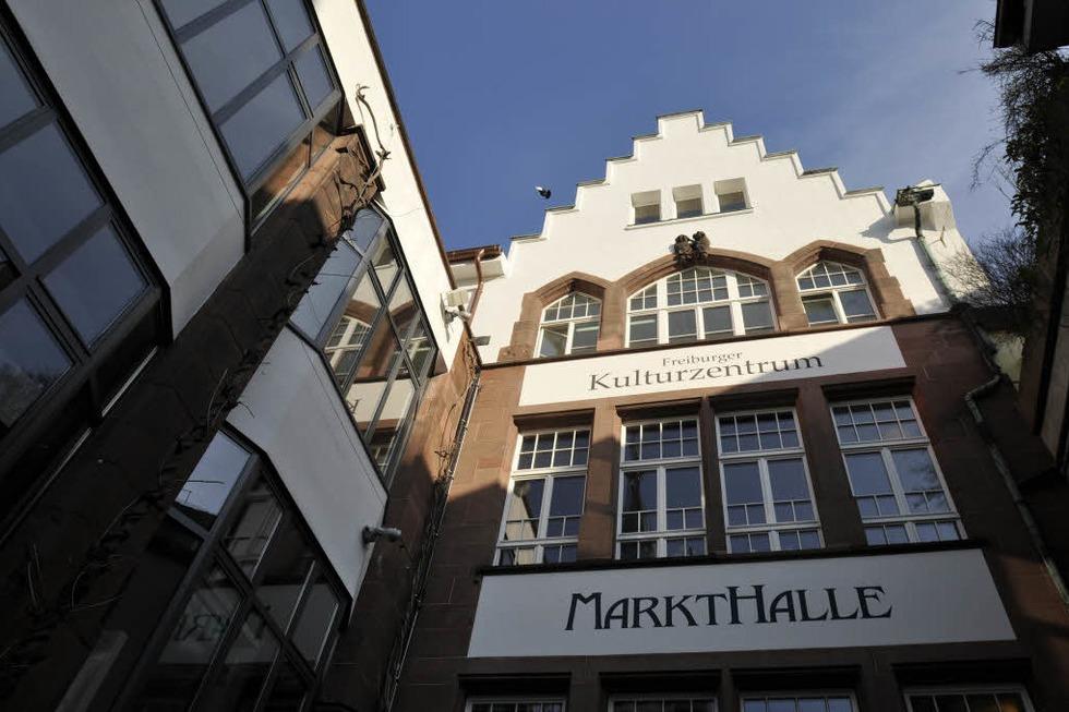 Markthalle - Freiburg