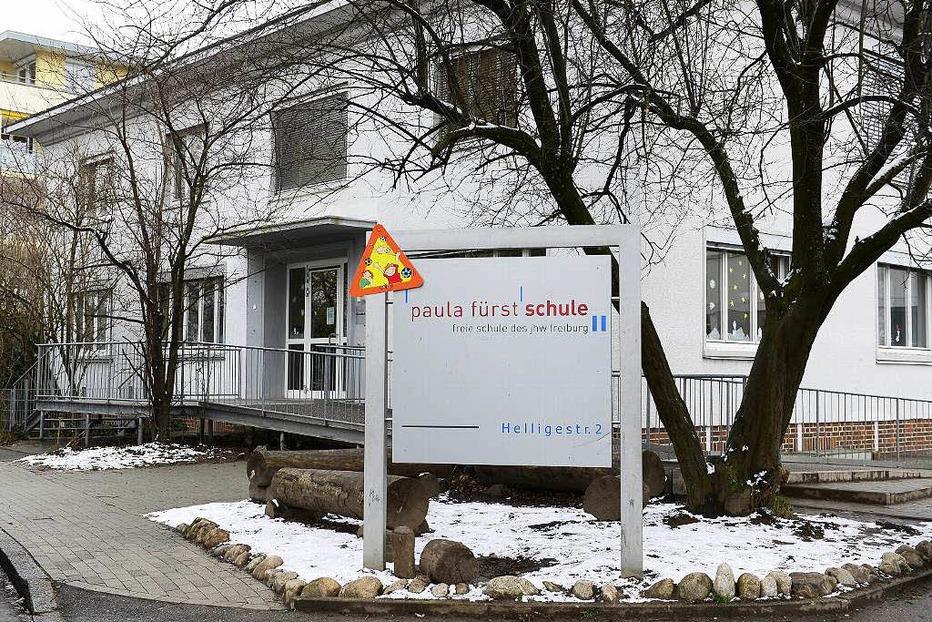 Paula-Fürst-Schule - Freiburg