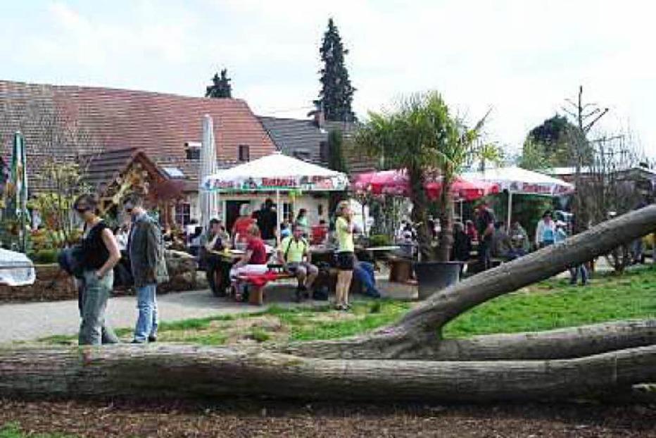 Krottenau-Garten - Denzlingen
