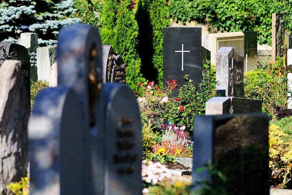 Friedhof - Merzhausen
