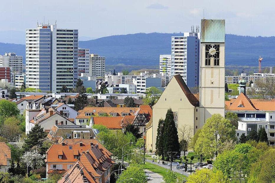 Kirche St. Michael (Haslach) - Freiburg