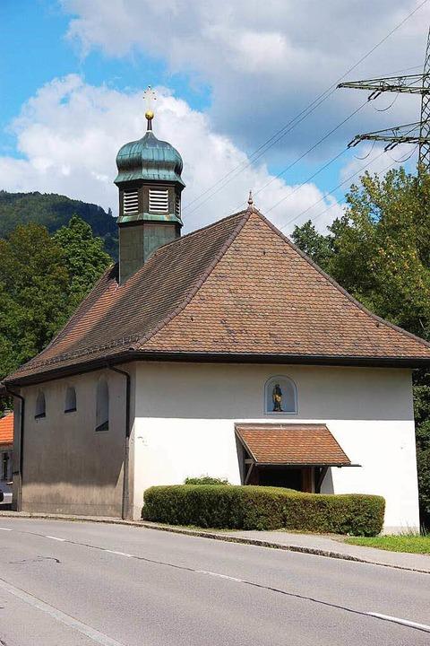 Kapelle Schönenbuchen - Schönau