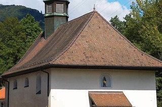 Kapelle Sch�nenbuchen