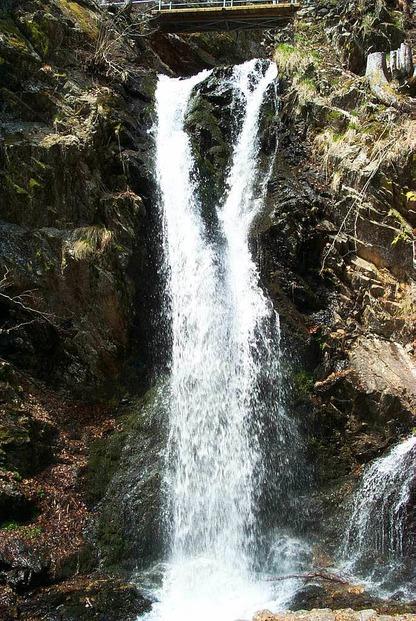 Fahler Wasserfall - Todtnau