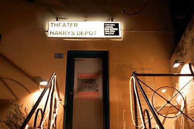 Theater Harrys Depot