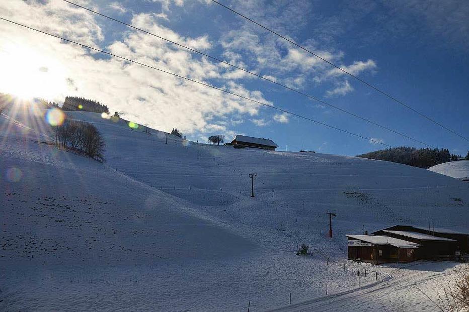 Skilift Heidstein - Münstertal