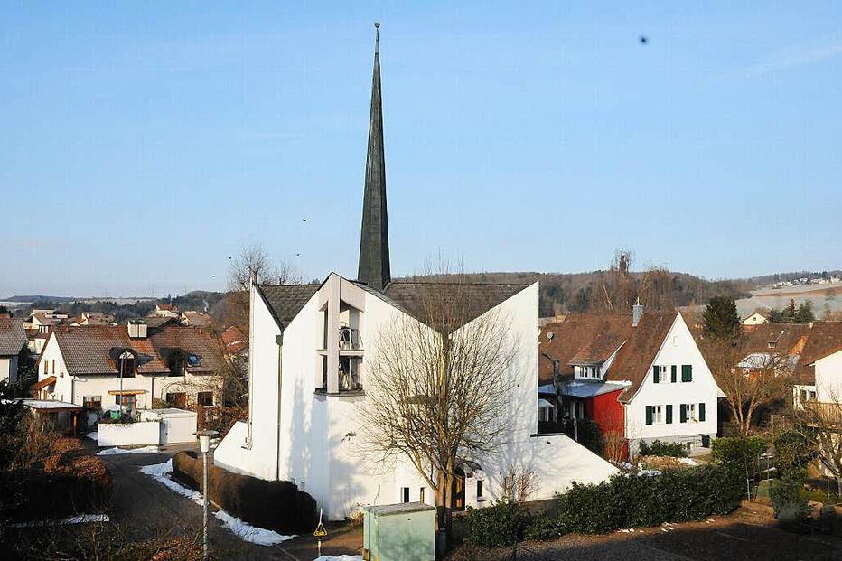 Christuskirche - Steinen