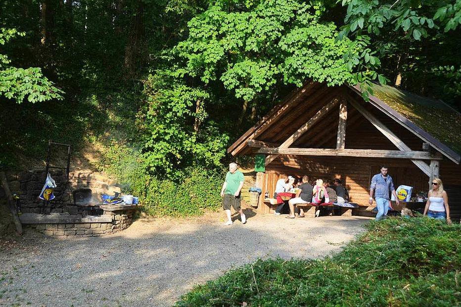 Gr�nwasenh�tte - Pfaffenweiler
