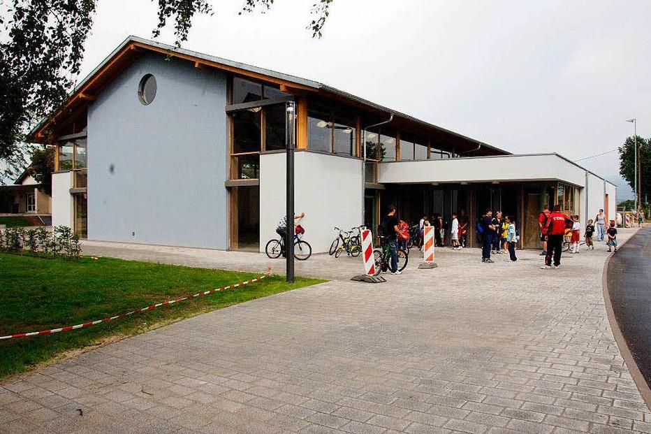 Dorfgemeinschaftshalle Zienken - Neuenburg am Rhein