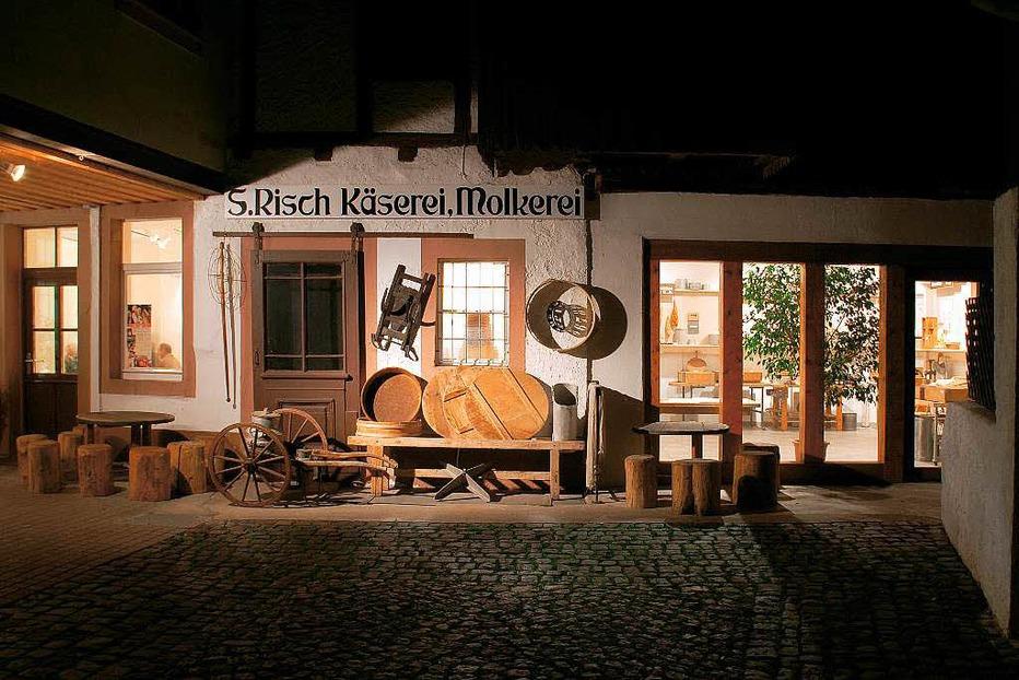 Käserei-Museum - Endingen