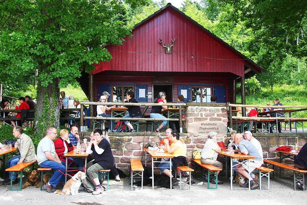 Waldhütte Vogesenblick (Schmieheim) - Kippenheim