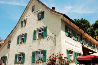Landgasthof Waldhorn Brombach