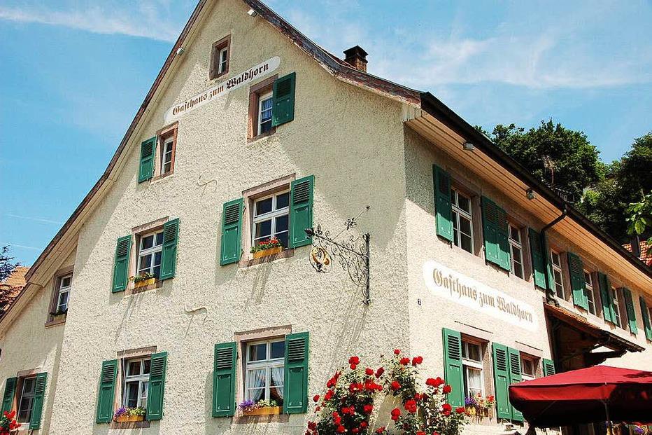 Landgasthof Waldhorn Brombach - Lörrach