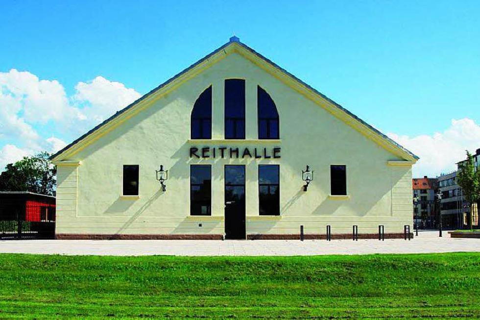 Reithalle - Rastatt