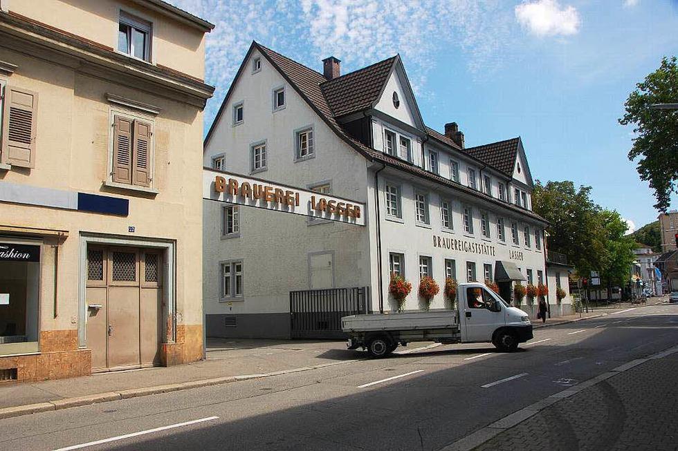 Brauerei Lasser - Lörrach