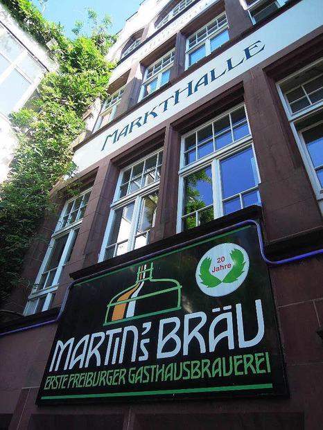 Martin's Br�u - Freiburg