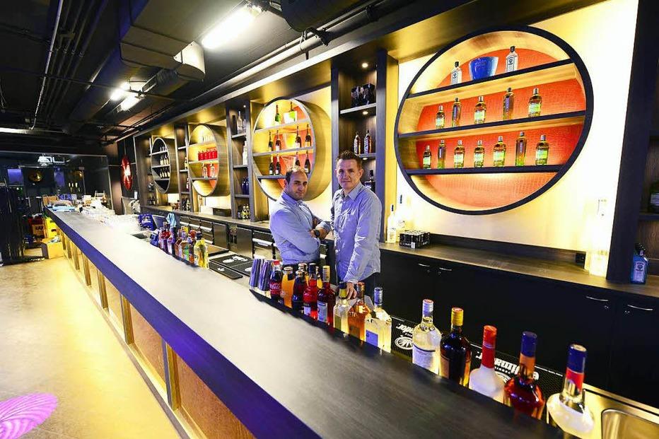 Qu Bar Lounge (geschlossen) - Freiburg