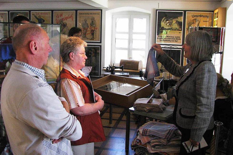 Textilmuseum Brennet - Wehr