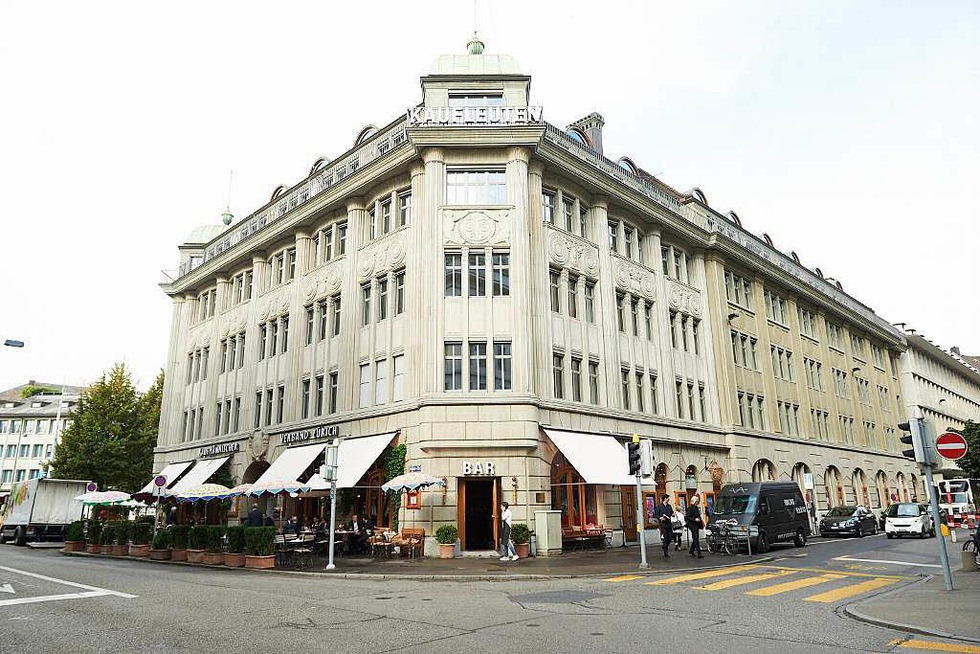 Kaufleuten - Zürich