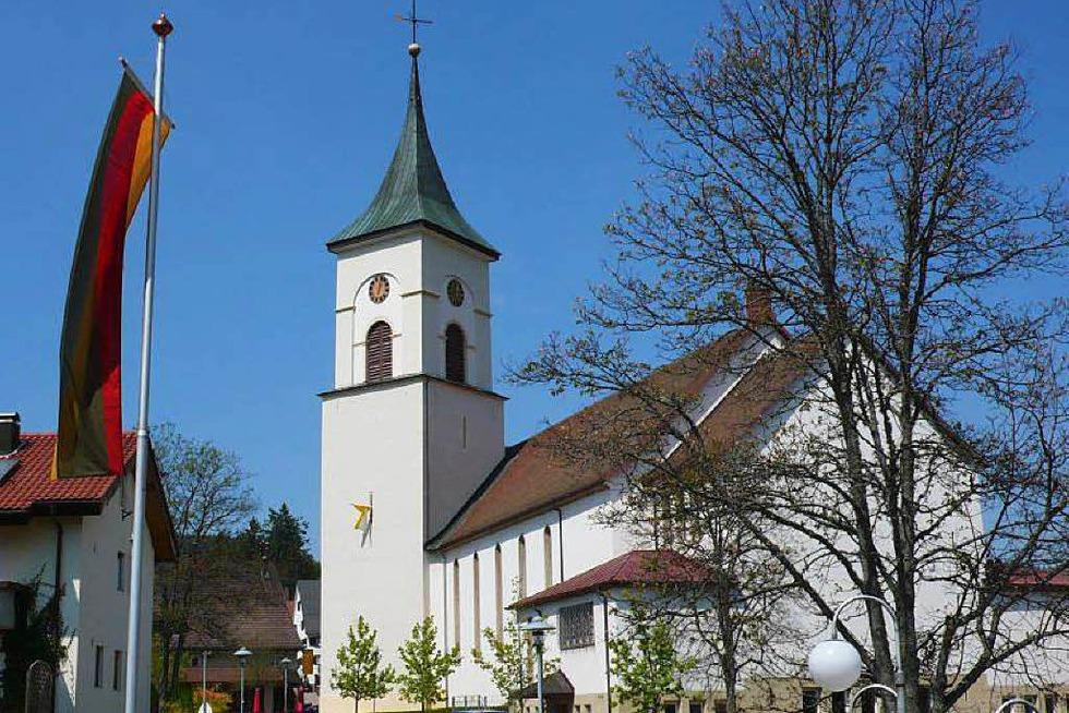 St. Nikolaus-Kirche - Lenzkirch
