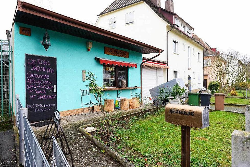 Café Heldenbude (geschlossen) - Freiburg