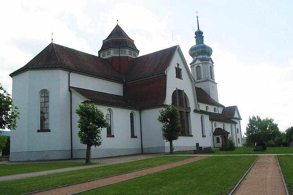 Kirche St. Martin - Wehr