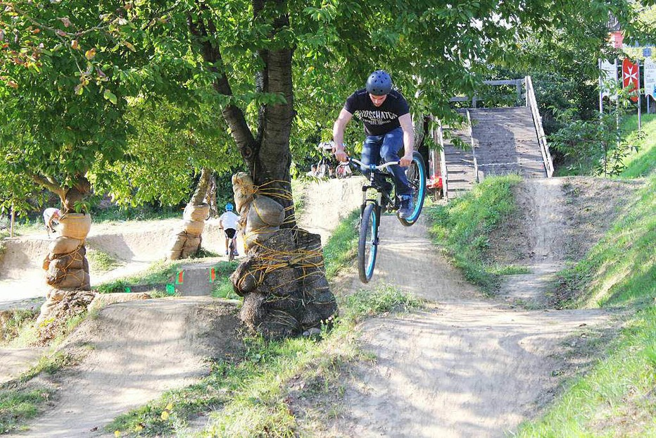 Dirtpark am Sportplatz - Heitersheim