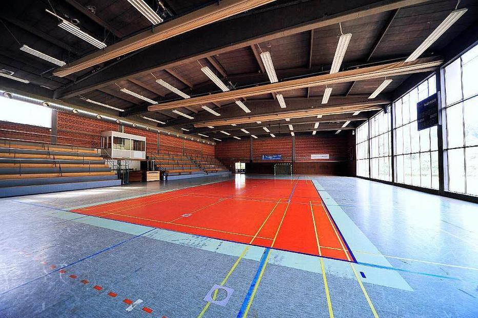 Burdahalle - Freiburg