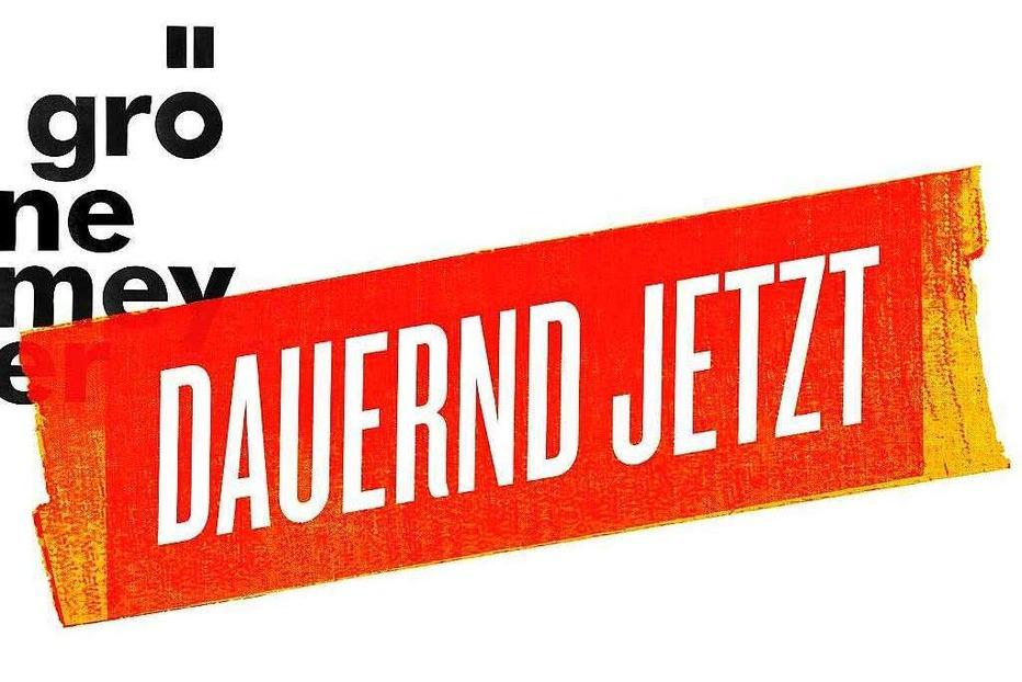 """CD-Tipp: """"Dauernd Jetzt"""" von Herbert Grönemeyer - Badische Zeitung TICKET"""