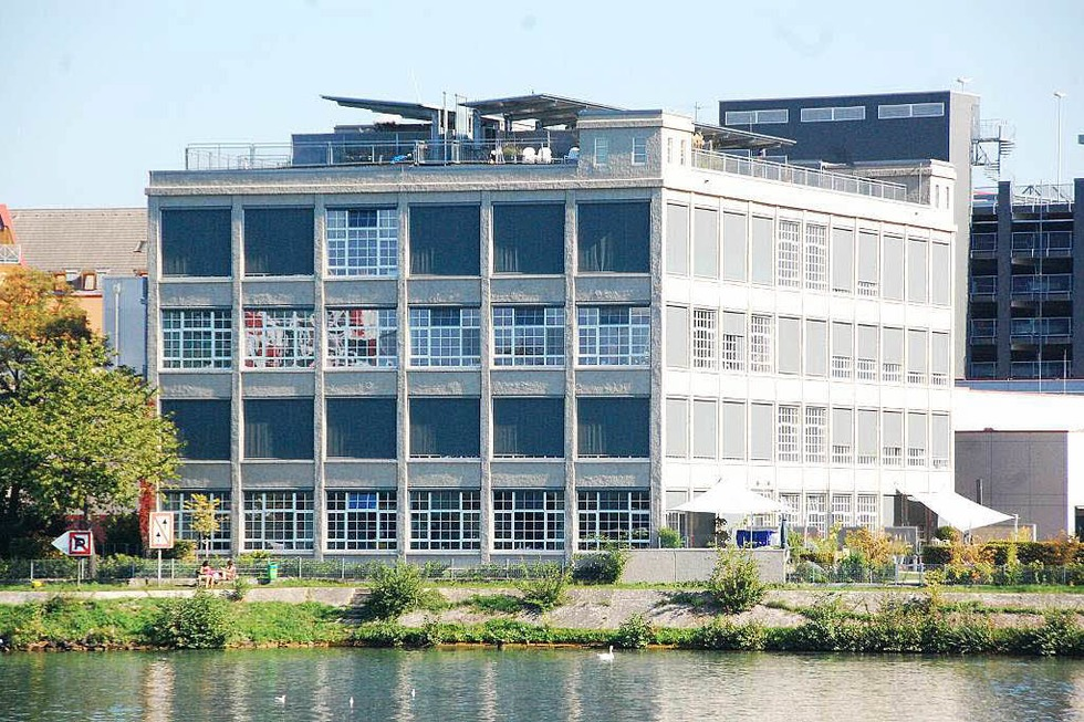 Glashaus - Weil am Rhein