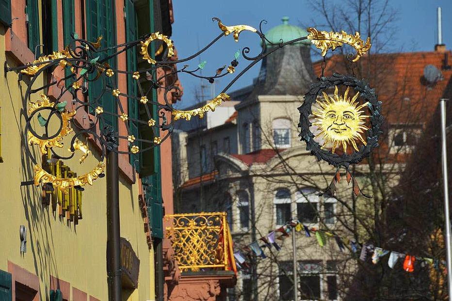 Gasthaus Sonne (Zell-Weierbach) - Offenburg