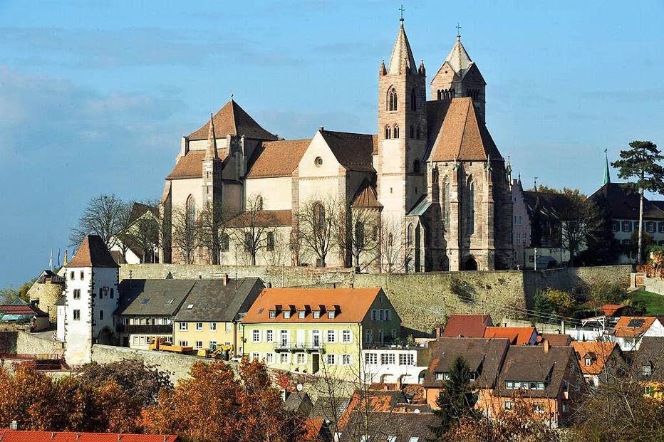 Münster St. Stephan - Breisach