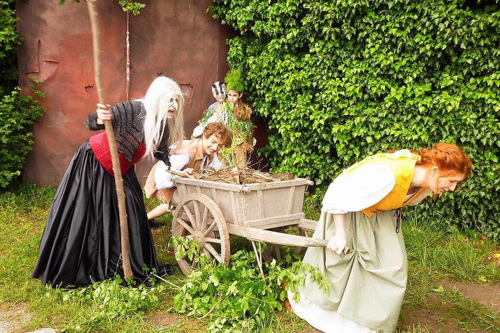 Festspielgelände auf dem Münsterberg - Breisach