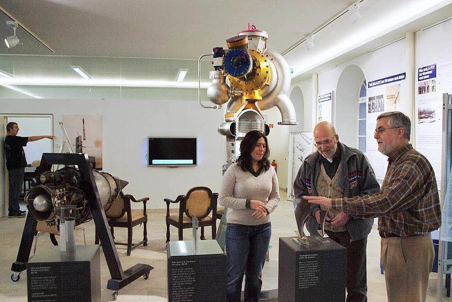 Arch�ologisches Museum - Riegel