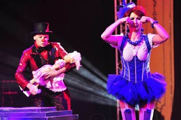 Fotos: Weihnachts-Circus Circolo in Freiburg